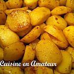 recette Pommes de terre au jus de rôti