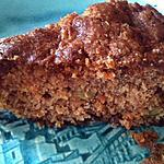 recette Carrot cake à l'ananas et à la noix de coco