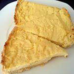 recette Tarte au flan ( Premier essai )