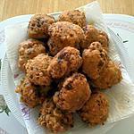 recette les choux-fleurs a la pate beigniet