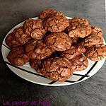 recette Outrageous cookies de Martha Stewart