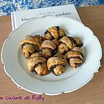 recette Mini croissants aux pruneaux