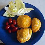 recette Friands viande-légumes