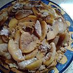 recette tarte pommes poires ( mais pas de scoubidous ) (lol)