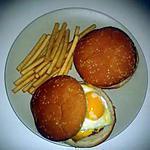 recette Hamburgers maison facile et rapide