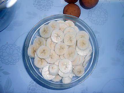 Crème choco banane  430