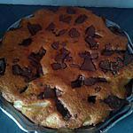recette Gâteau improvisé