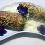 recette Courgettes au jambon gratinées.
