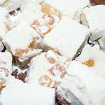 recette Guimauves aux écorces d'oranges confites