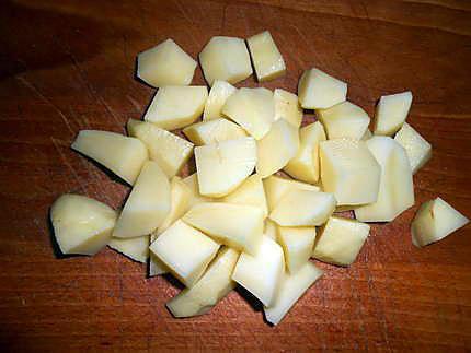 Poireaux pommes de terre a la crème 430