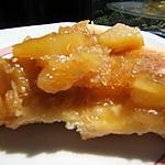 recette Tatin au gingembre et ananas