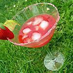 recette daiquiri fraise!!