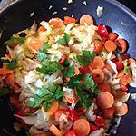recette Casserole de légumes du lundi