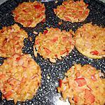 recette Galettes de coquillettes