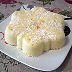 recette Gâteau de savoie, au Micro Ondes
