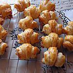 recette Croissant à la mortadelle