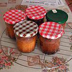 recette Cake pavot citron en bocal