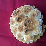 recette Tartelette citron meringues