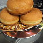 recette beignet au framboise
