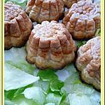 recette Mini Quiches sans pâte