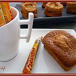recette Mini Cakes au Caranougat