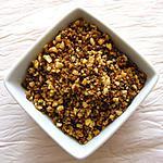 recette Pralin maison au petit goût de pistache