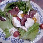 recette Salade de gesiers