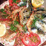 recette Mixed gril de la mer