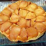 recette Tarte Tatin aux pommes (ma première)