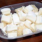 recette Guimauves miel/citron
