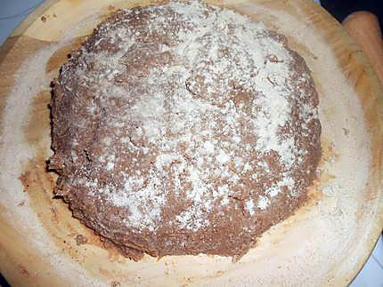 Polenta au figatellu et brucciu (cuisine Corse) 430