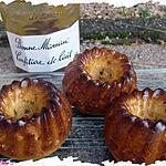 recette Ooo Muffins à la confiture de lait ooO