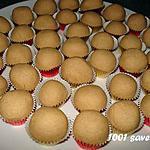 recette Boules de cacahuètes