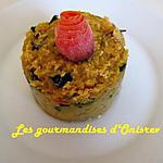 recette Purée de lentilles corail à la noix de coco