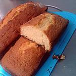 recette Cake au pépite de chocolat blanc