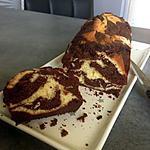 recette Marbré chocolat citron