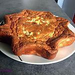 recette Biscuit de Savoie auc pommes