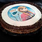 gâteau d'anniversaire version napolitain inspiré de la Chouquetterie