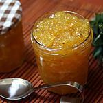 recette Marmelade Ananas-Chayotte parfumée au gingembre