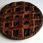 recette tarte de Linz