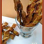 recette Bâtonnets jambon-fromage