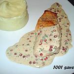 recette Filets de saumon aux baies roses