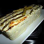 recette Terrine de poulet aux asperges