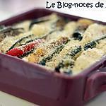 recette Tian de légumes grillés au Saint Félicien