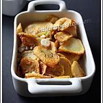 recette Chips de pommes de terre maison aux épices