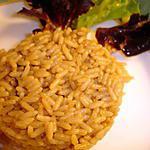 recette Riz Gouteux (pour changer du riz blanc)