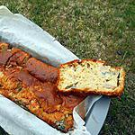 recette Cake aux roquefort et poires