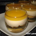 recette Fraîcheur d'orange en verrine