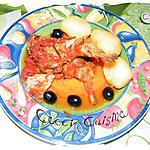 recette Lapin aux tomates, olives et romarin
