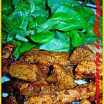 recette Porc qui pique au tandoory
